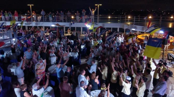 BRISBANE / AUSTRALIEN, 09./10.01.2017 - 5. Etappe unserer Around the World Cruise mit der RSSC VOYAGER vom 17.12.2016 - 15.01.2017 von Singapore nach Sydney. copyright by www.steineggerpix.com / photo by remy steinegger